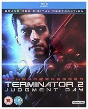 Terminator 2 (Blu-ray) Arnold Schwarzenegger, Linda Hamilton, Edward Furlong