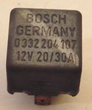 FIAT ALFA ROMEO GOOD USED BOSCH MADE IN GERMANY RELAY 0332204107