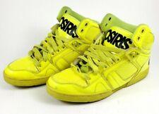 Osiris NYC 83 Skateboarding Bright Yellow Mens Shoes Size 8