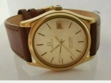 OMEGA Seamaster 20microns GP cal 1342 vintage menwatch