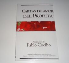 Cartas de Amor del Profeta by Pablo Coelho (Spanish, Paperback)
