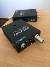 Teradek Cube 155/355 HD SDI Encoder/Decoder PAIR with MPEG licence