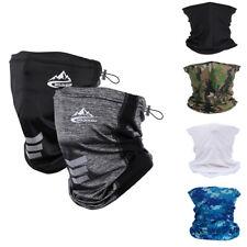 Multi-fun Face Cover Sun Shield Neck Gaiter Balaclava Fishing Scarf Headwear