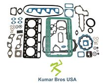 New Kubota V1702 Full Gasket Set