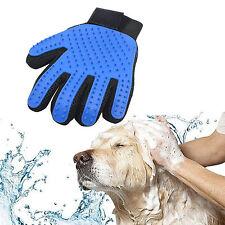 True Touch Deshedding Glove Gentle Efficient Pet Dog Cat Animal Grooming Massage