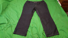 0009eb4d Riders by Lee Women's Plus Simply Comfort Straight Leg Jean Size 20w Black