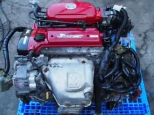 JDM 94-99 For Toyota Celica ST202 ST206 GT4 SSIII Beams Kouki Red ENGINE MOTOR