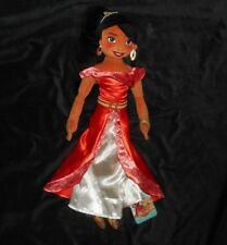 "23"" DISNEY PRINCESS ELENA OF AVALOR STUFFED ANIMAL PLUSH TOY DOLL PILLOW NEW TAG"