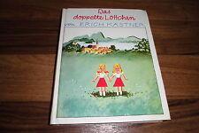 Erich Kästner / Walter Trier -- das DOPPELTE LOTTCHEN // Dressler Verlag 1985