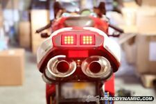 1994 - 2004 Ducati 748 916 996 998 Sequential Integrated LED Tail Light Smoke