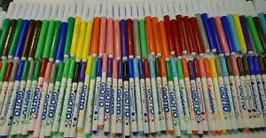 100 X Lyra Giotto Turbo Color/Turbo Maxi Assorted Pack-TOP QUALITY - CHEAP