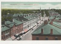 King Street Looking East Cobourg Ontario Canada Vintage Postcard US081