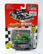 RACING CHAMPIONS BOBBY LABONTE #18 Stock Car Nascar Diecast Car MOC 1995