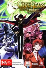 Code Geass | Lelouch of the Rebellion | Season 1 Collection | DVD New/Sealed