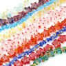 20 Strds Random Millefiori Glass Beads Star Lampwork Colorful Loose Beads 6~20mm