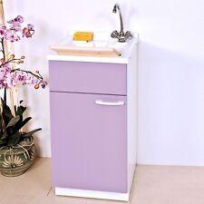 mobile bagno viola in vendita - arredi per il bagno | ebay - Arredo Bagno Viola