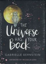 The Universe Has Your Back Card Deck by Gabrielle Bernstein NEW & Sealed
