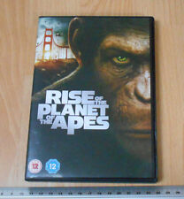 Rise of the Planet of The Apes UK Region 2 DVD