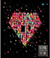 Bigbang, Big Bang - 2013 Bigbang Alive Galaxy Tour Live [New CD] Asia - Import