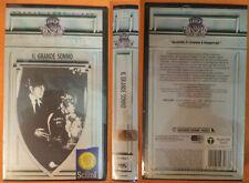 VHS film IL GRANDE SONNO sigillata Humphrey Bogart Bacall GLI SCUDI (F239)no dvd