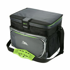 Zipperless Cooler Arctic Zone 30 Can 2 Exterior Mesh Pockets Thermal Insulation