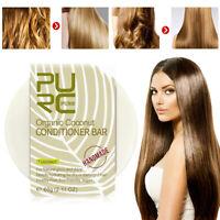 NEW PURC Lush Shampoo Bar Soap Hair Growth Solid Shampoo Conditioner Bar Natural