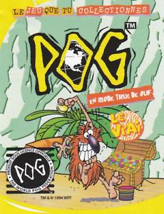 POG Original Vintage - série 2 - En mode Truc de Ouf - Asmodee - 2021 - Au choix