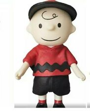 """Ultra Detail Figure Peanuts (Charlie Brown) Vintage Version~2.8"""" Tall~From Japan"""