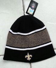 NFL '47 Brand New Orleans Saints Team Headwear One Size Black Beanie