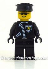NEW Lego Black TRICORNE HAT Minifig Pirate Soldier Gear 6286 6289 10210 6285