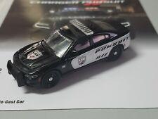 Greenlight Dodge Charger Pursuit Law Enforcement Show car Demo Police 1/64 HTF