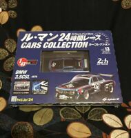 BMW 3.5 CSL 1976 1/43 Model Le Mans Cars Collection # 13 SPARK GAZOO