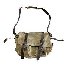Muchuan Messenger Bag Cross Body Shoulder Tan