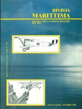 RIVISTA MARITTIMA 10 / OTTOBRE 1990  AA.VV. RIVISTA MARITTIMA 1990