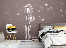 Wandtattoo Pusteblume Wandsticker Aufkleber Löwenzahn Blume Florale Motive w332a