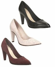 Clarks Stiletto Court Shoes for Women