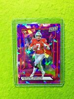 DWAYNE HASKINS PRIZM CRACKED ICE ROOKIE CARD #/99 REDSKINS RC  2019 National VIP