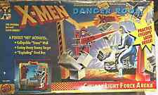 X-Men Danger Room Playset by Toy Biz, mint in box Cyclops Light Force