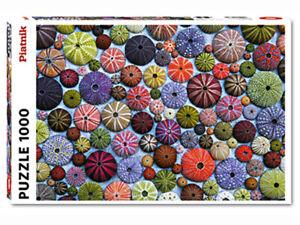 Piatnik 1000 Piece Jigsaw Puzzle - Sea Urchin Shells