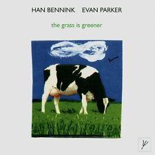 Evan Parker han Bennink Grass Is Greener/Psi CD 2002 - 02.02 PSI