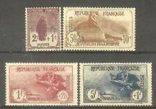 """FRANCE STAMP TIMBRE 229/32 """" ORPHELINS DE LA GUERRE, 3e SERIE"""" NEUFS xx TTB A881"""