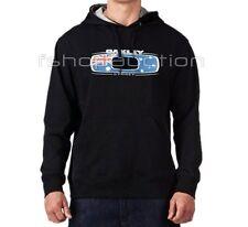 Oakley Sydney Hoodie Black Size M Mens Boys Australia Flag Fleece Jumper Sweater