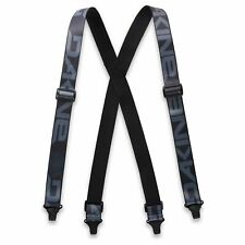 Dakine Hold'Em Suspenders Black