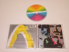 U2/POP(ISLAND CIDU210 /524 334-2) CD ÁLBUM