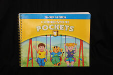Cornerstone Pockets 2 Teacher's Edition Pearson Education Paperback