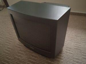 "Sony Trinitron KV-14T1K  | Vintage 14"" CRT  | For Retro Gaming"