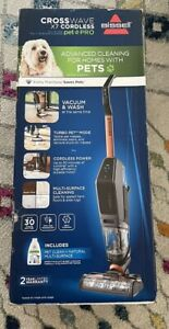 BISSELL CrossWave X7 Cordless Pet Pro All-In-One Cleaner 3011 - Factory Sealed!