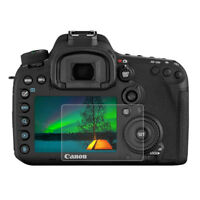 Cámara de vidrio GEN5 de Larmor protector de pantalla Sombrilla Campana Para Nikon D750