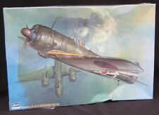 Hasegawa ST3 Nakajima Ki-43-II HAYABUSA OSCAR Model Kit 1/32 From Japan NIB