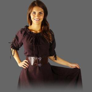 Sommerkleid - Freizeitkleid - Carmenkleid - Kurzarm Kleid - 5 Fb. - kurzärmelig
